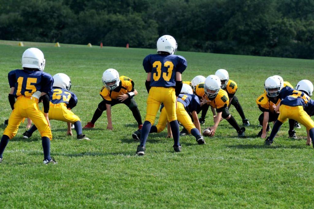 football athlete development
