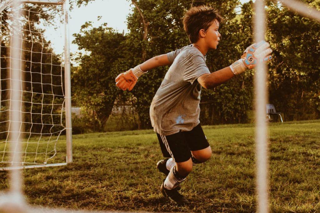 soccer agility training