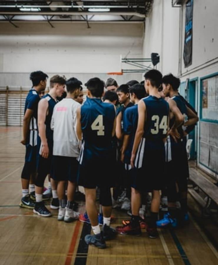 team athletic training