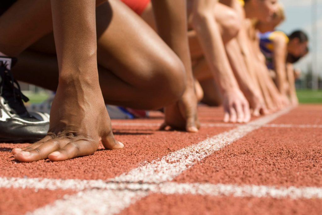 track and field speed traing